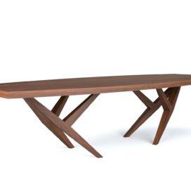 стол для столовой из дерева