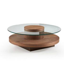 стол журнальный со стеклом