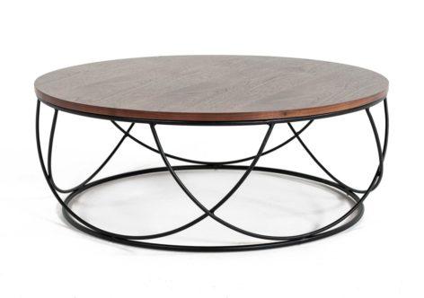 стол кофейный деревянный