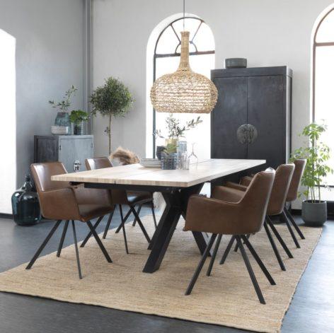 стол обеденный большой