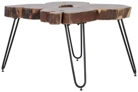 столик кофейный из дерева