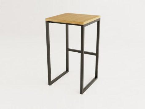 стул в стиле лофт