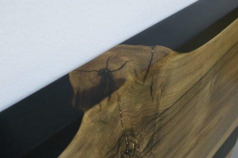 стол река в стиле лофт