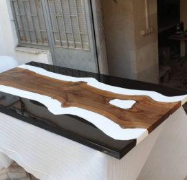уникальный стол из слэба